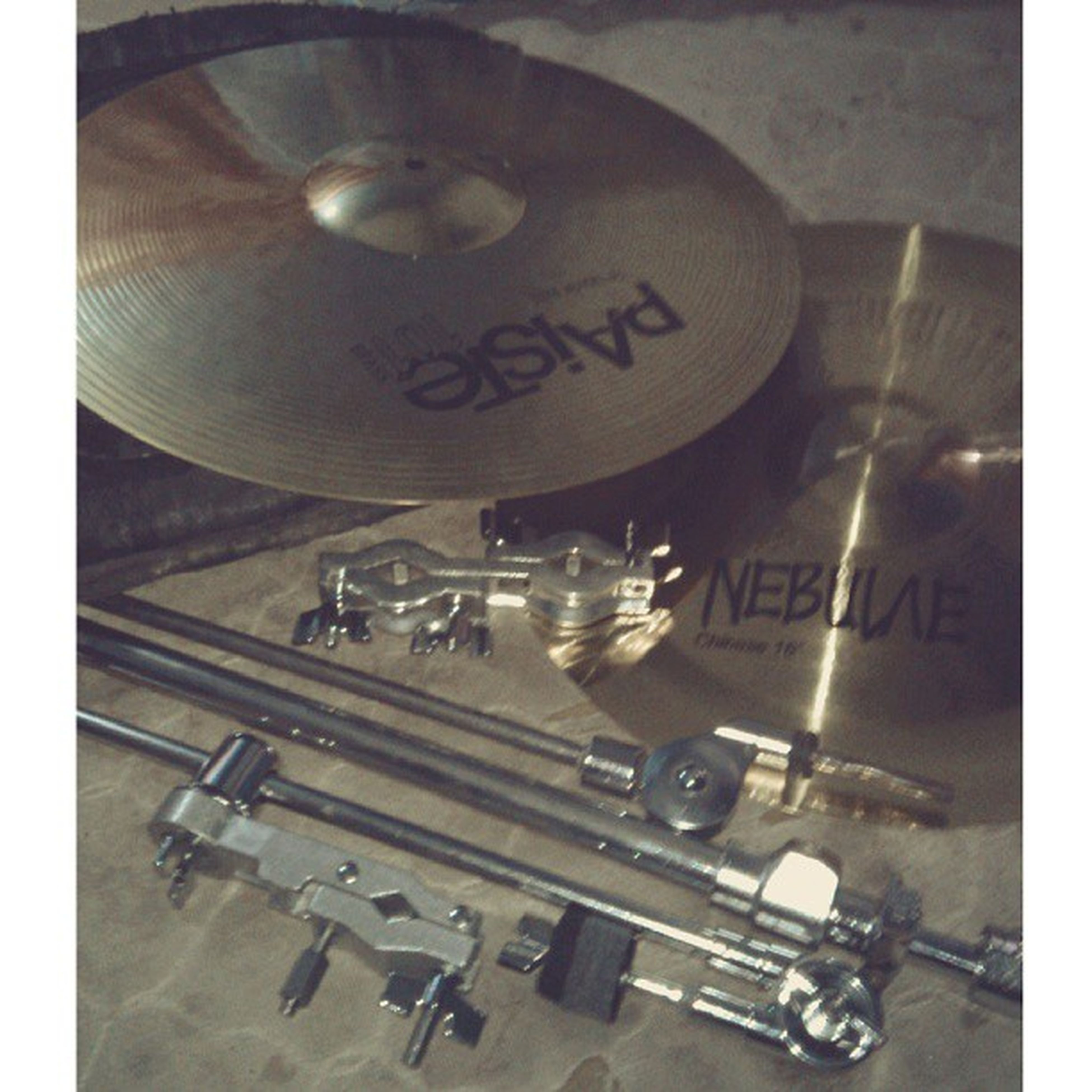 Myweapon Hardware Effectdrum Crass18paiste chinese16nebulae clampgiblatar boomclampstandpearl boomstandcymbal