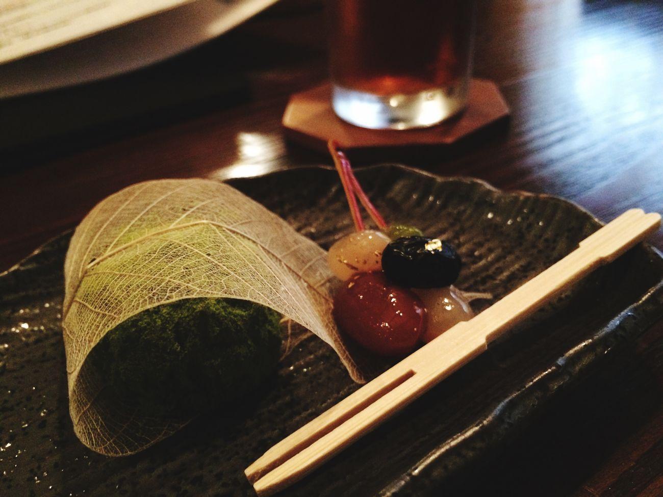 Japanesesweetaswelcomefood Wagashi