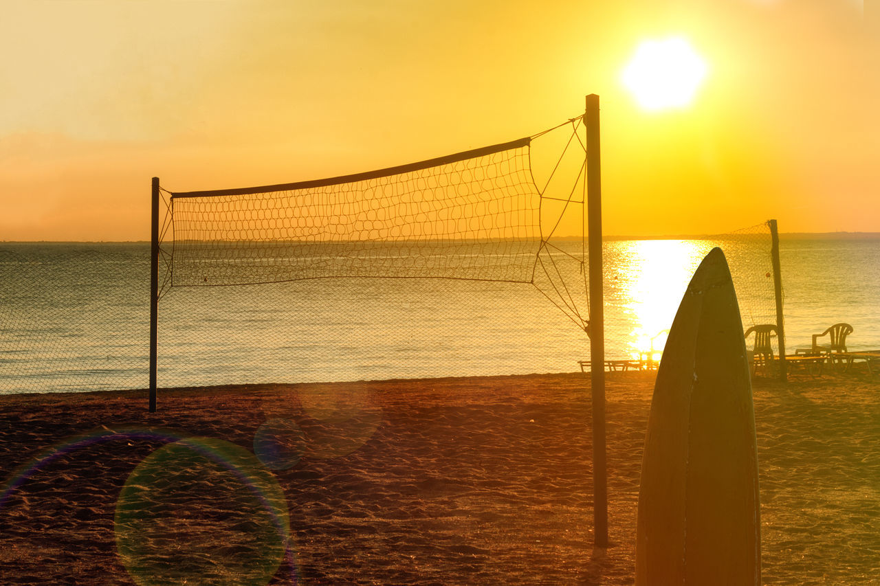 Beautiful stock photos of strand,  Beach,  Beach Holiday,  Beach Volleyball,  Horizon Over Water