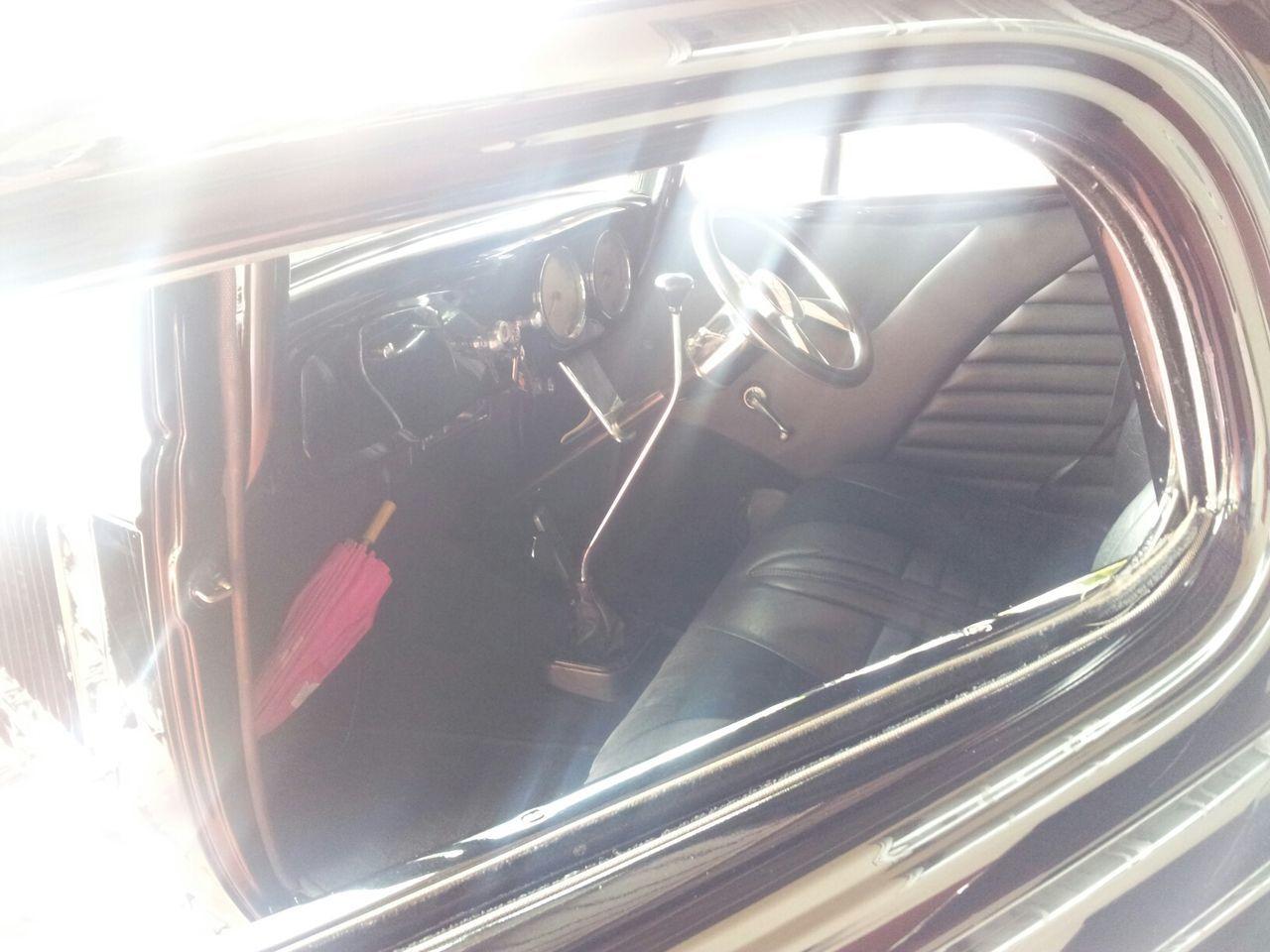 Vintage Cars Vehicle Interior