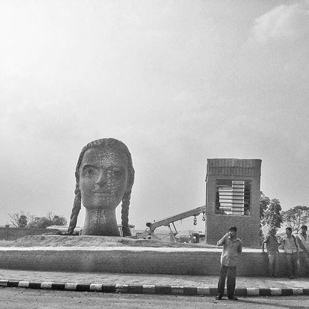 Kolkata Lonelyplanet Monochrome Illusion Love Womens Beauty