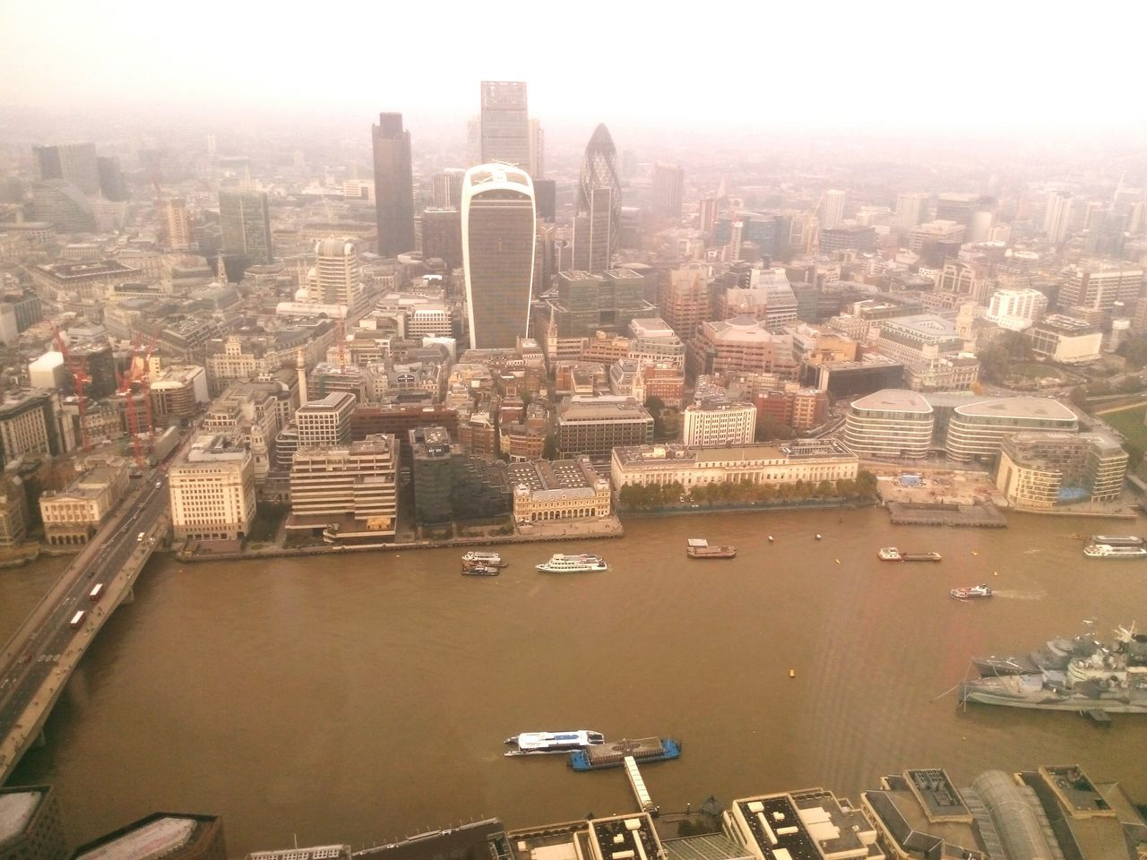 This is London City
