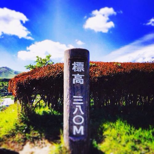 Aerial Shot 空 青空 おんせん県 ピーク First Eyeem Photo