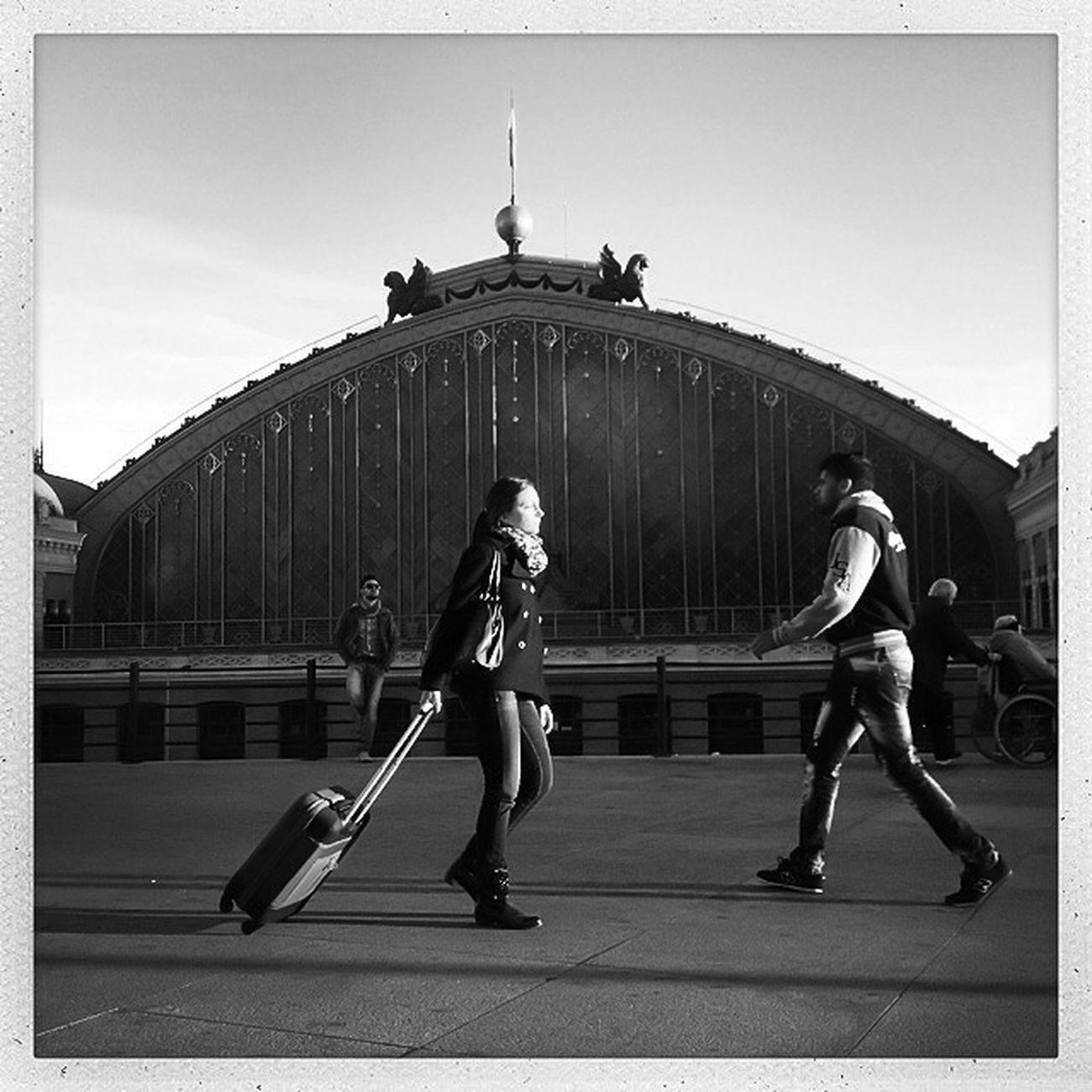 Fin d'après midi à la gare d'Atocha (4)