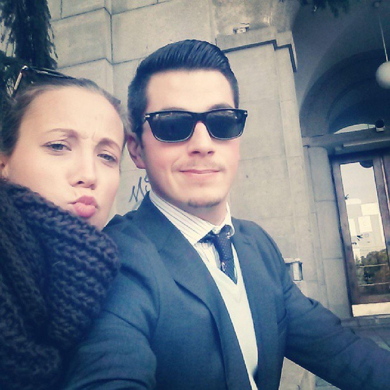<3 Prague Praha Saturday Walk sunny lawschool