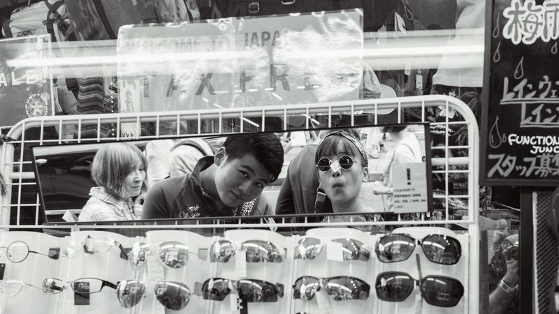 does it suit me? Check This Out Street Photography Monochrome Japan Tokyo