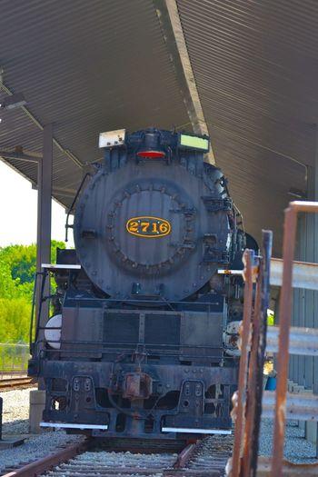 2716 Train Vintage Bell