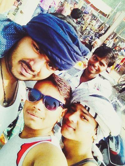 Click at Ganga ji