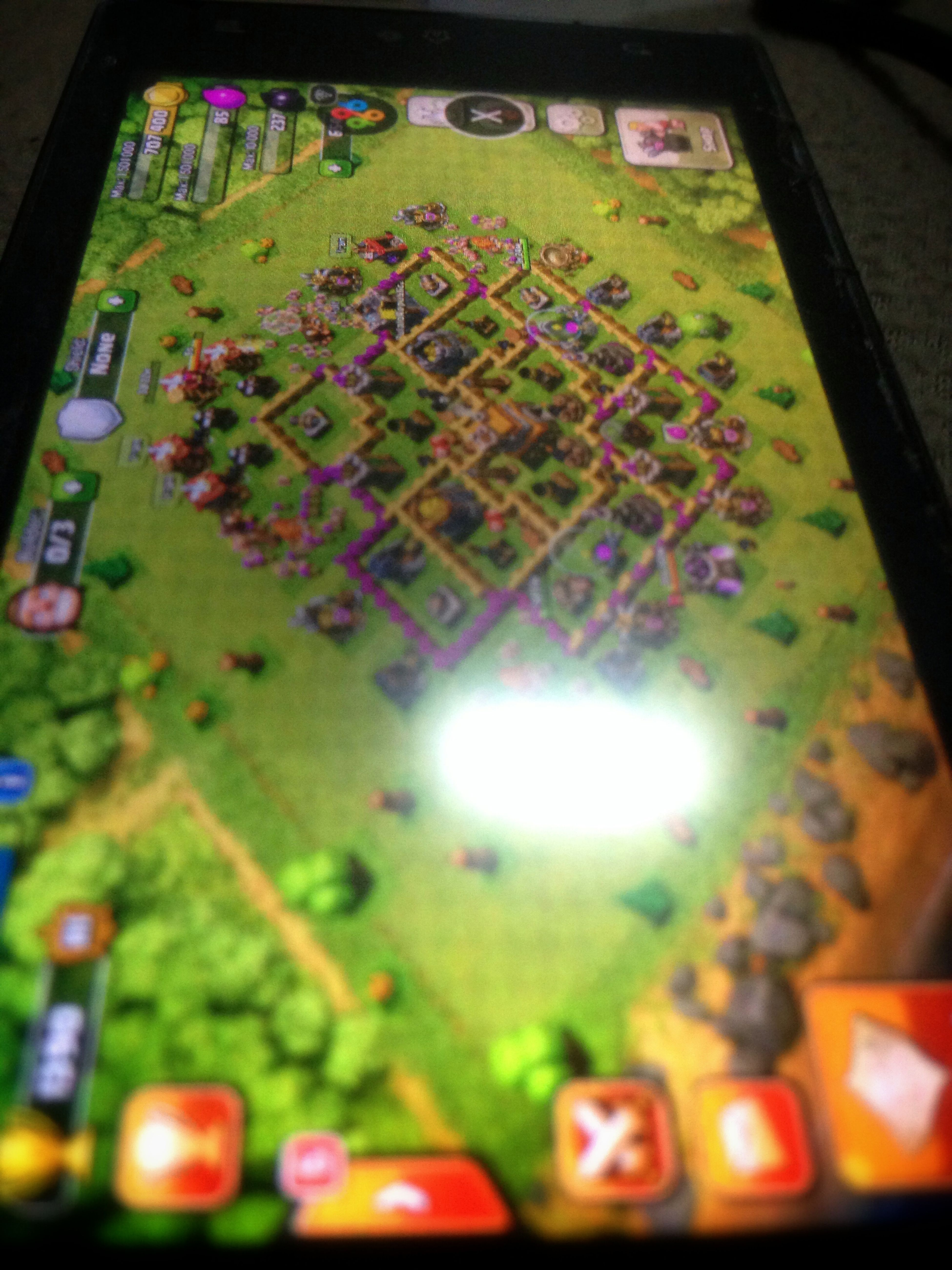 Addicted CoC Xmod Game