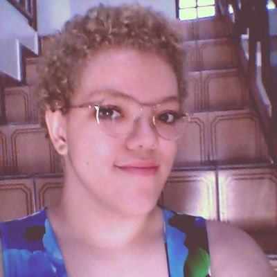 Curlyhair Curly Blond Blondehair BC