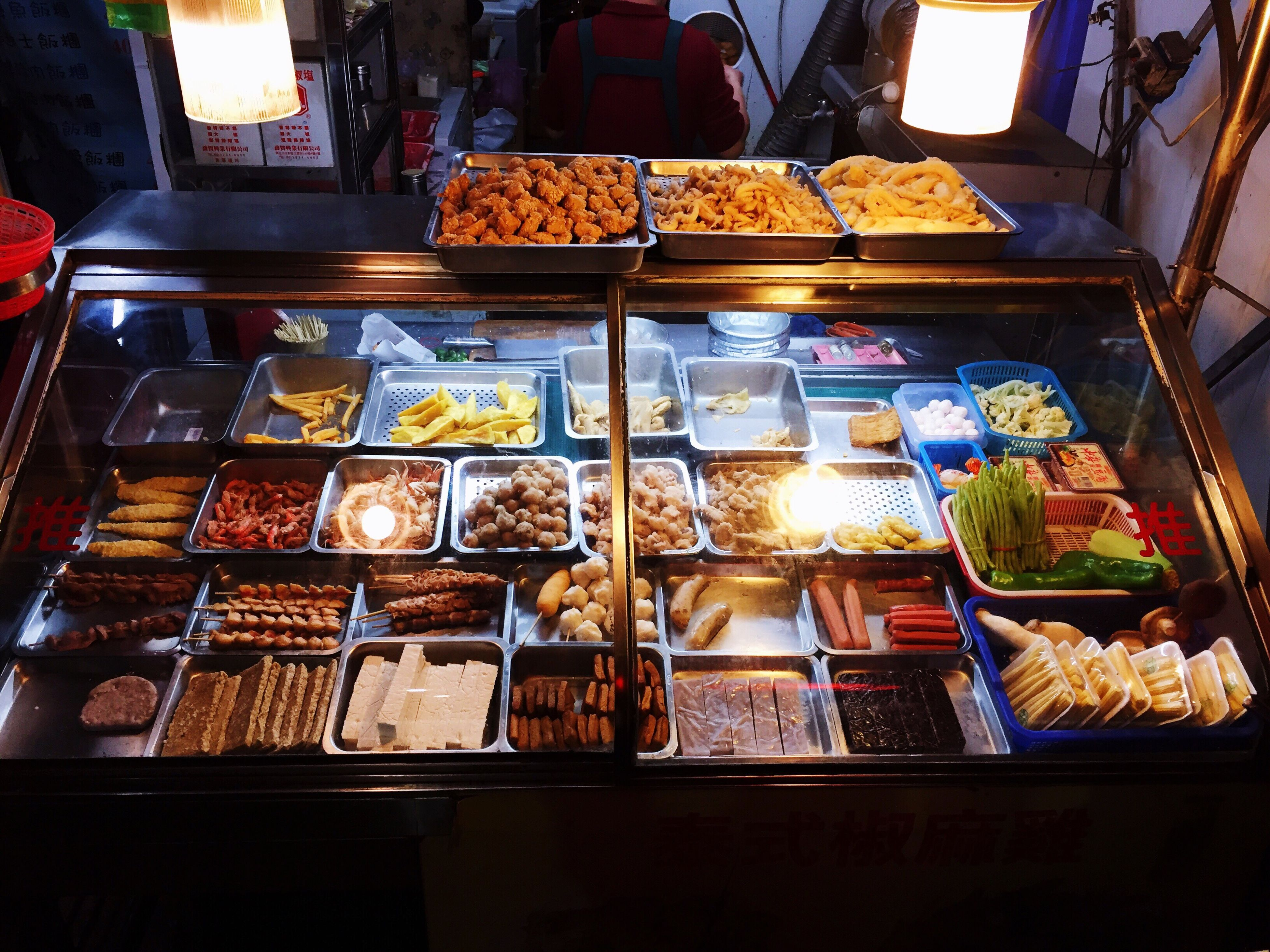 indoors, food, food and drink, retail, for sale, market stall, market, variation, choice, freshness, store, abundance, large group of objects, arrangement, display, sale, shop, small business, meat, healthy eating