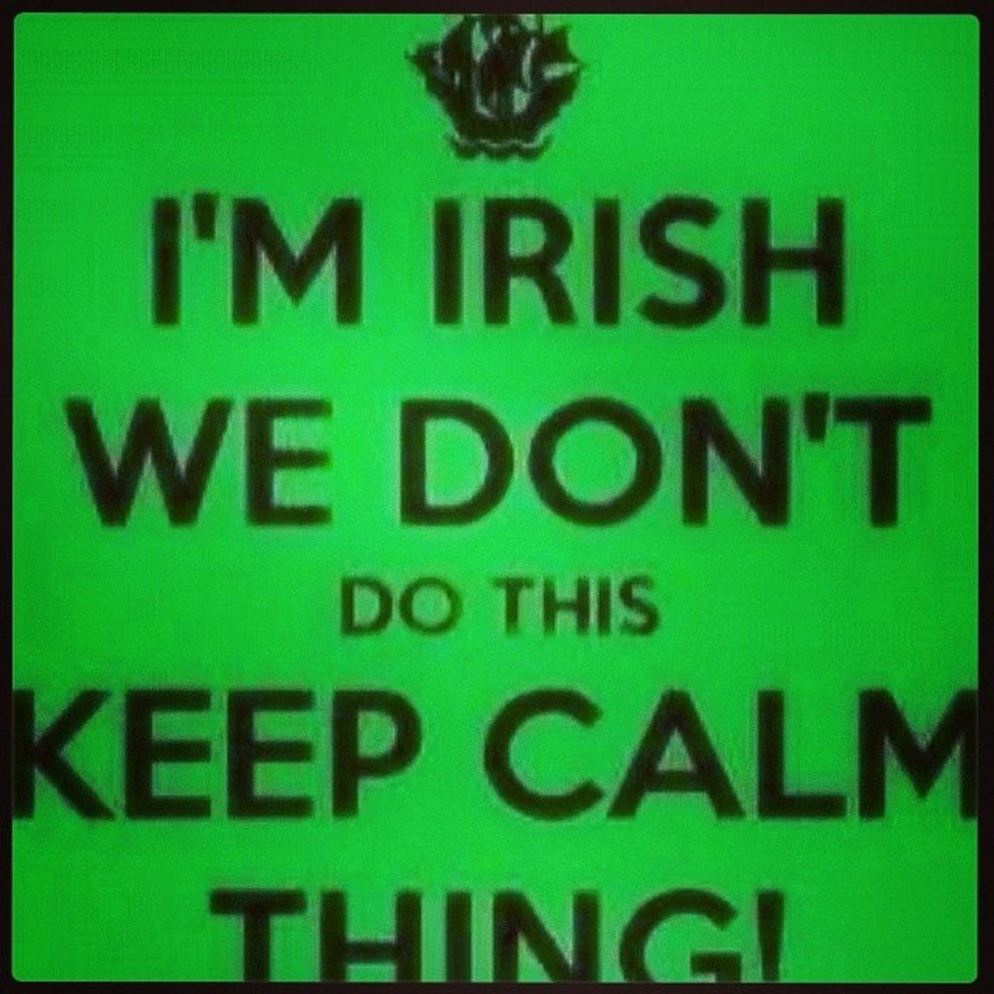 Fuckyourkeepcalm Imirish Irishpride 3leaf