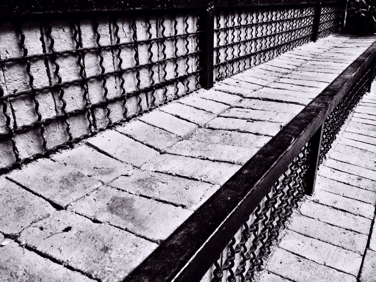 Decoration Floor Pattern Random Textures And Patterns Abstract Black&white Abstract Nature Background Background Texture Art Architecture Stair Brick