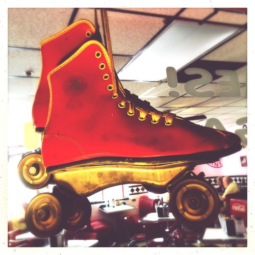 Come Skate. Check This Out Hanging Out Hello World Taking Photos Enjoying Life Skates Skater Sport Having Fun Old Old Skates Rollerskating Rollerskates
