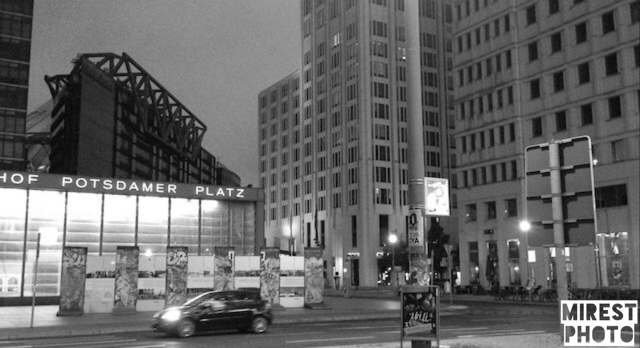 building exterior, architecture, city, illuminated, transportation, car, night, built structure, travel, travel destinations, outdoors, skyscraper, no people