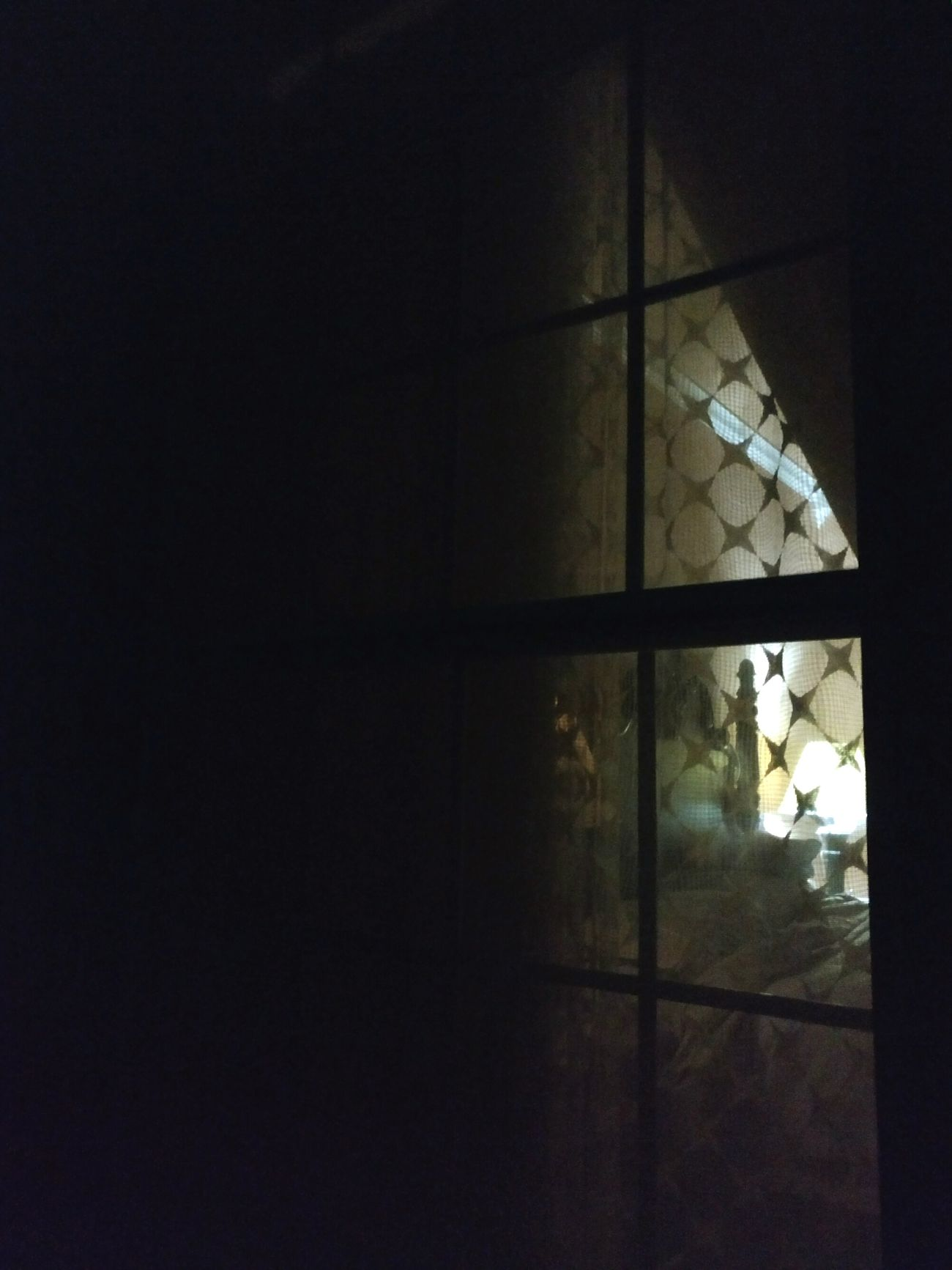 Window Home Interior LastNight Glimpseofabedroom Catsview Windowcollection No People