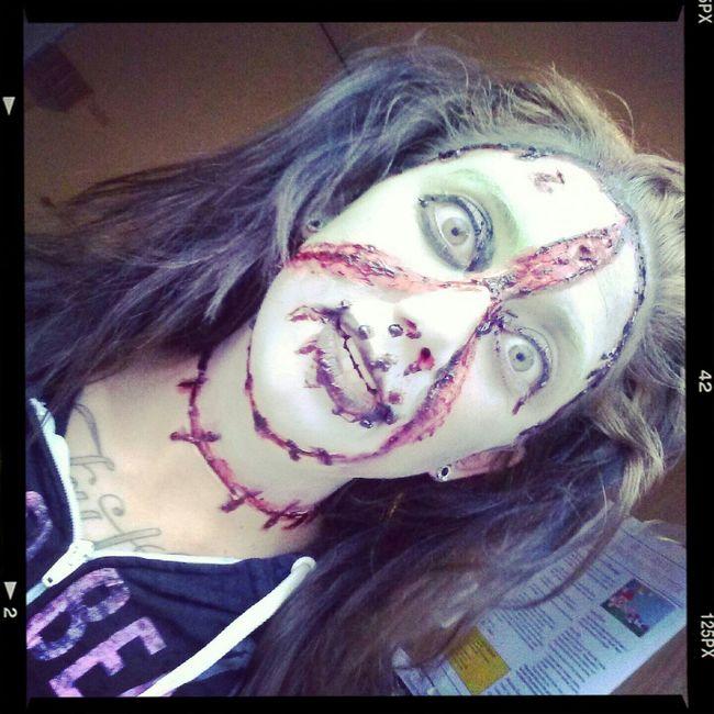 Halloween 2014 Zombie Zombieapocalypse First Eyeem Photo
