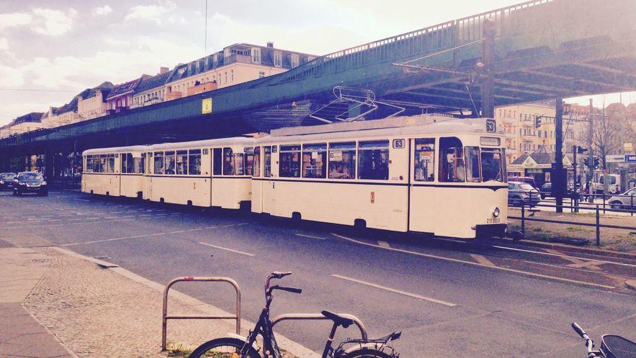 Vintage Berlin Vintage Streetcar Streetcar