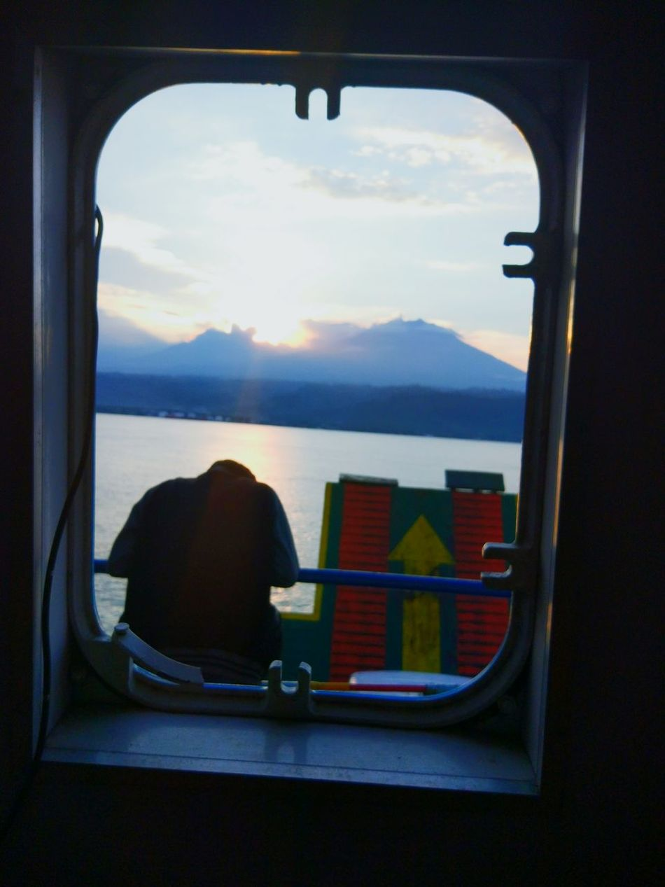 Window Travel Destinations Architecture
