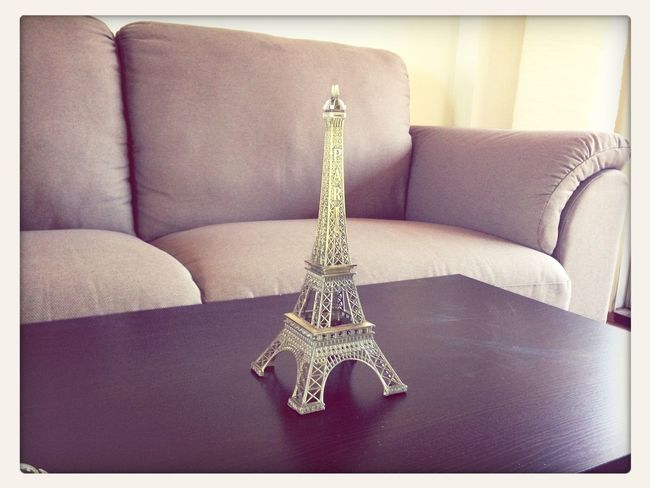 you can take a girl out if Paris but u cant take Paris out of a girl !!