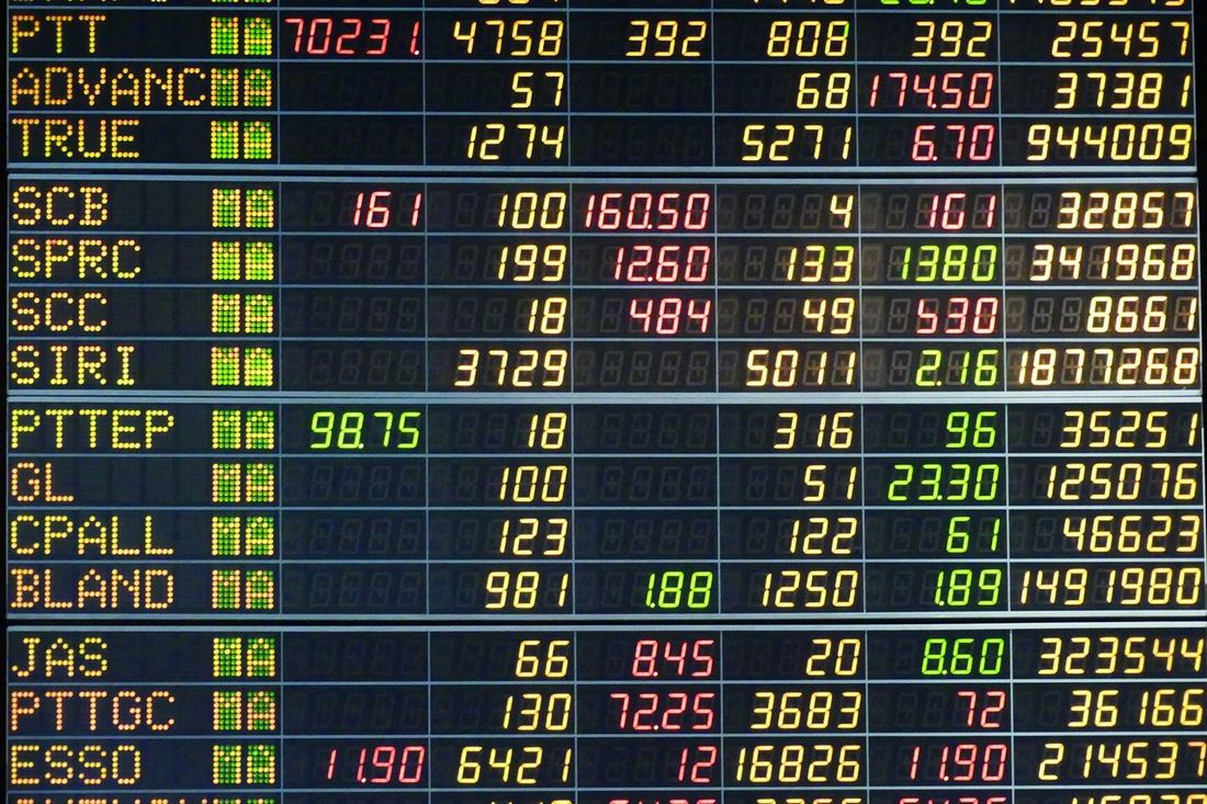 Bangkok, Thailand. April 14, 2017. Buying and Selling Stock Dividend on May bank Kimeng Board Stock, Thailand. on April 14, 2017. The Securities Exchange of Thailand. Buying Close-up Computer Monitor Control Panel Data Day Device Screen Dividend Financial Figures Graph Information Medium Money No People Selling Stock Exchange Stock Market Stock Market And Exchange Stock Market Data Technology Thailand The Securities Exchange Of Thailand Time Yellow ตลาดหุ้น