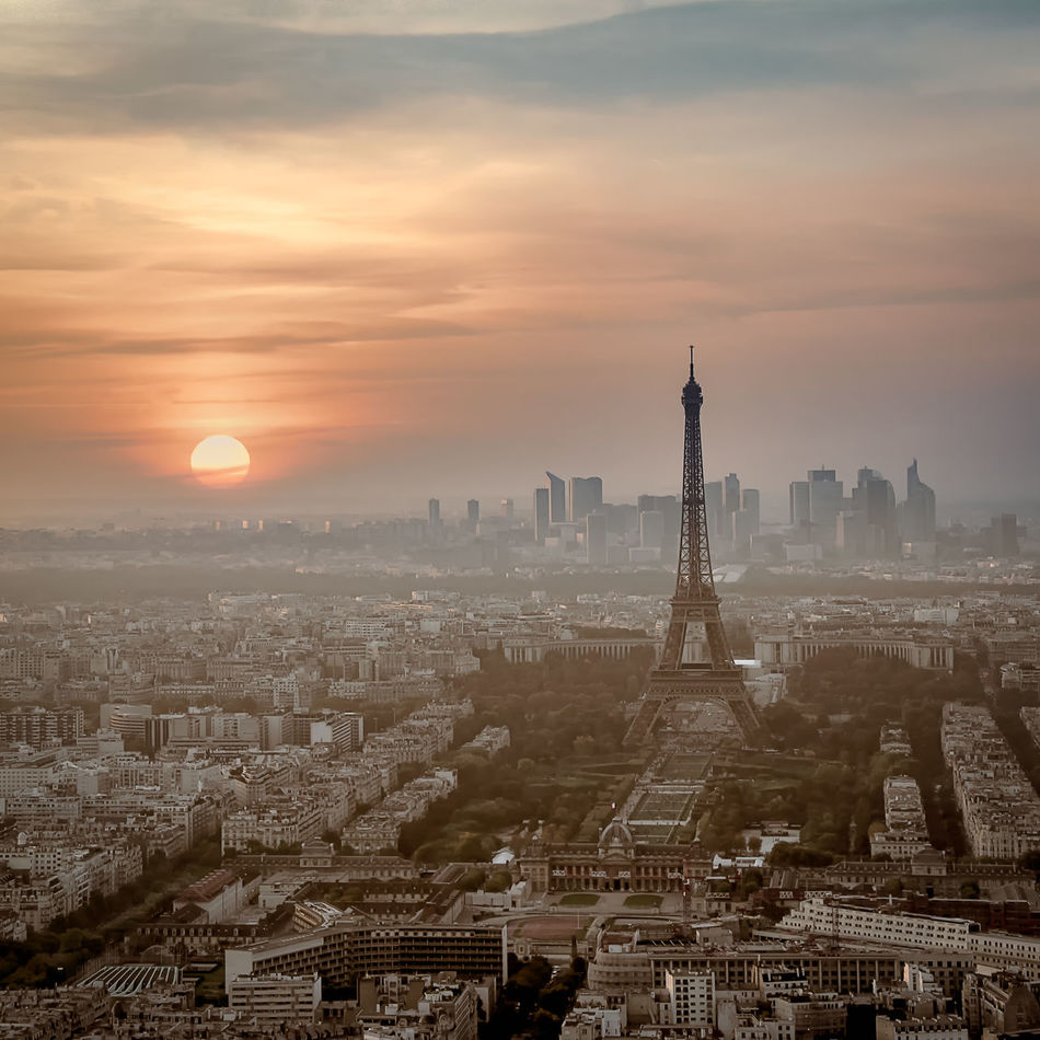Beautiful stock photos of eiffel tower, Architectural Feature, Architecture, Beauty In Nature, Building Exterior
