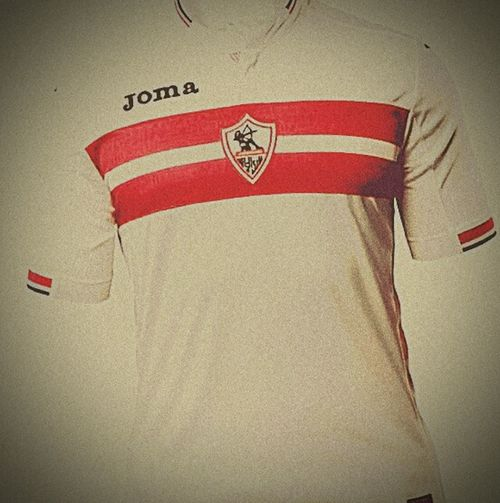 Zamalek SC new shirt 💪💪💪💖💖