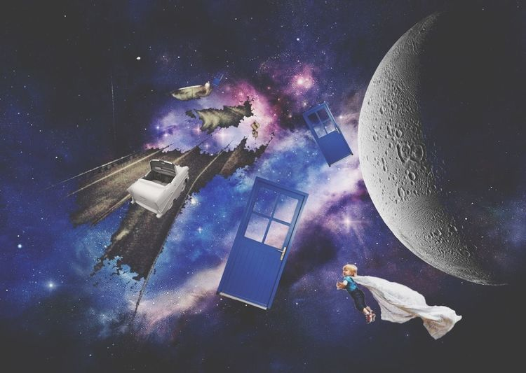 LysergicSeriesD Space