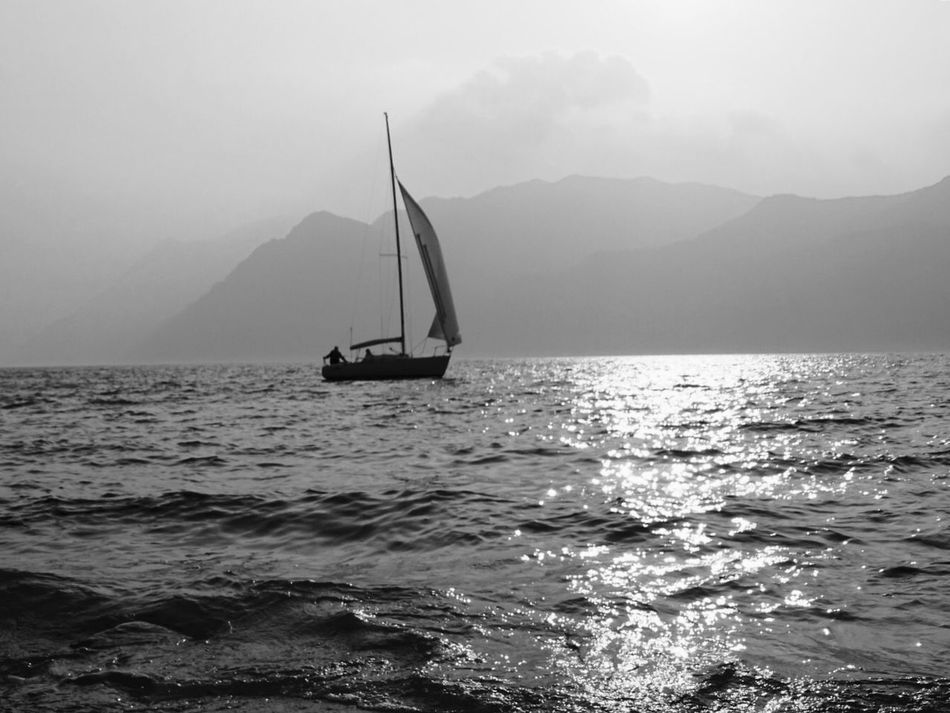 Sailing Sailboat Fishing Bnw Bnw_collection We Are Photography, We Are EyeEm We Are Eyeem, We Are Photography Best EyeEm Shot Blackandwhite Black And White Black & White Blackandwhite Photography Melancholic Landscapes Beauty In Nature
