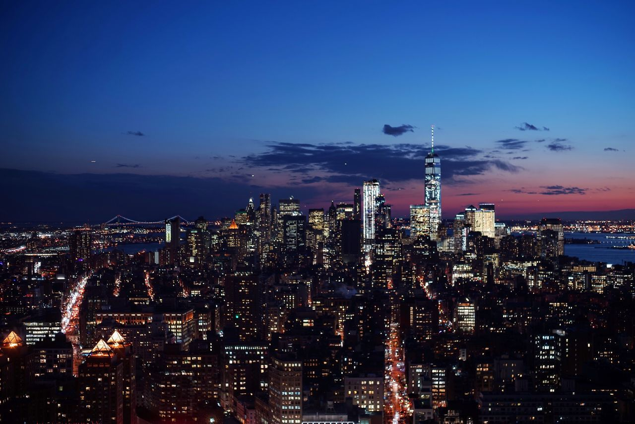 NYC NYC Photography Night Nightphotography New York City New York, New York Sunset Sunset_collection