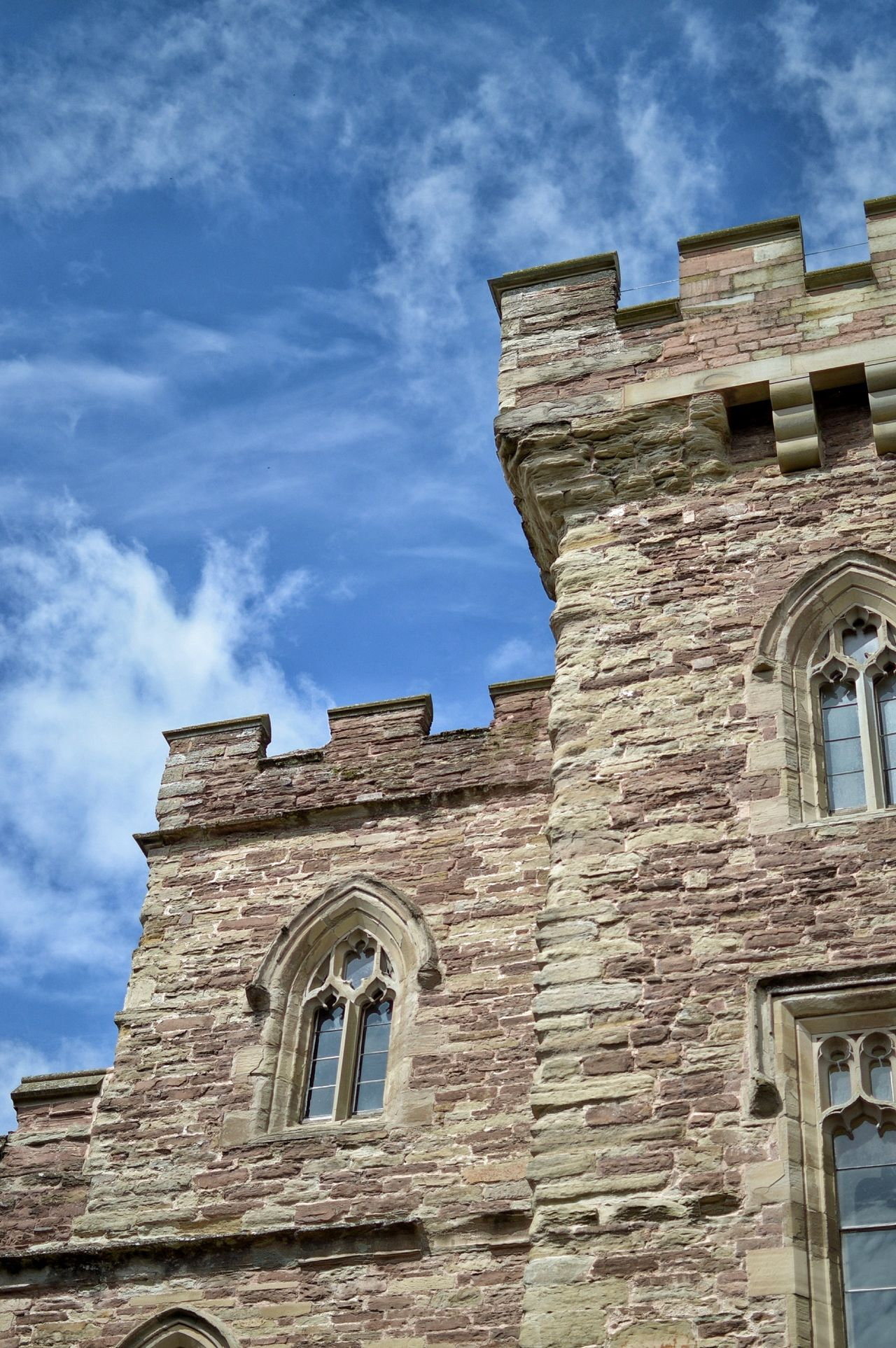 Castle Architecture EyeEm Best Shots - Architecture Clouds And Sky Landscapes With WhiteWall
