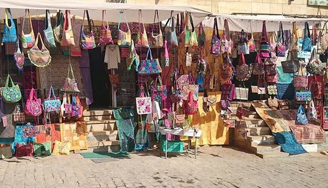 Colors Bags Embroidery Culture Jaiselmer Fort Rajasthan India Travel Diaries Nofilter Sony Xperiaz2 XPERIA Instapic