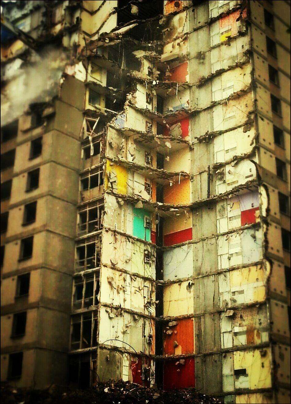 Demolition Exposed