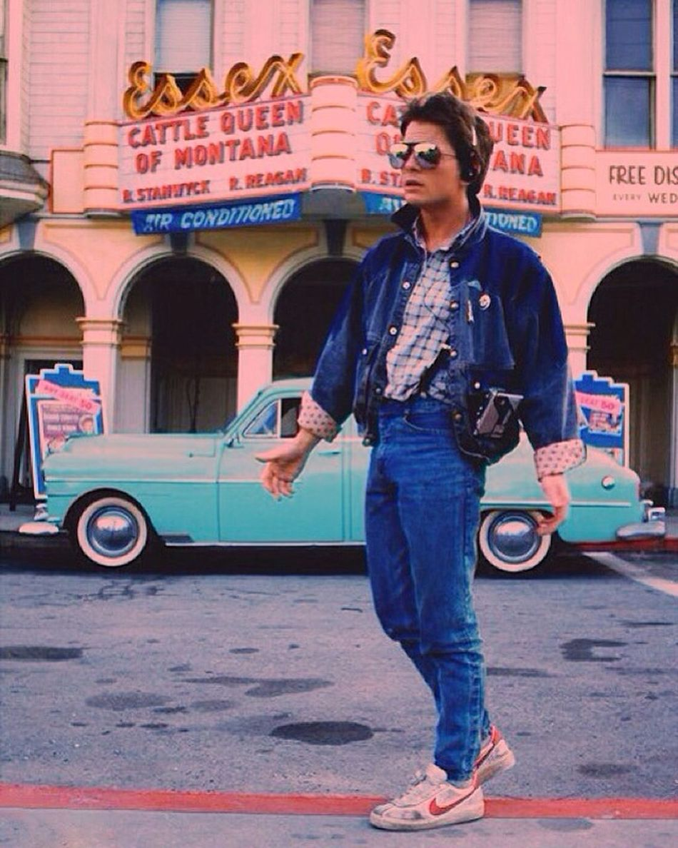 Backtothefuture Michaeljfox