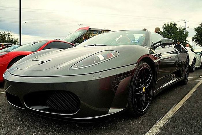 Ferrari F430. Ferrari F430 Ferrarif430 Satx Carsandcoffee Exotic Italy Italian Cargram Car