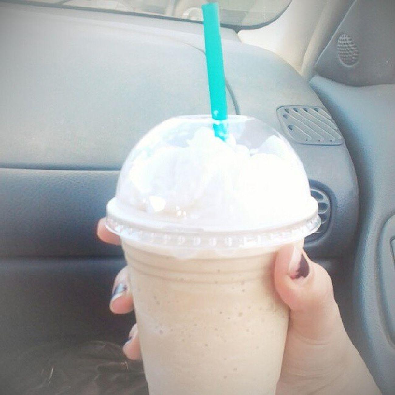 Vanilla Frappuccino ♡ Vanillafrappuccino Vanilla Frappuccino Coffee