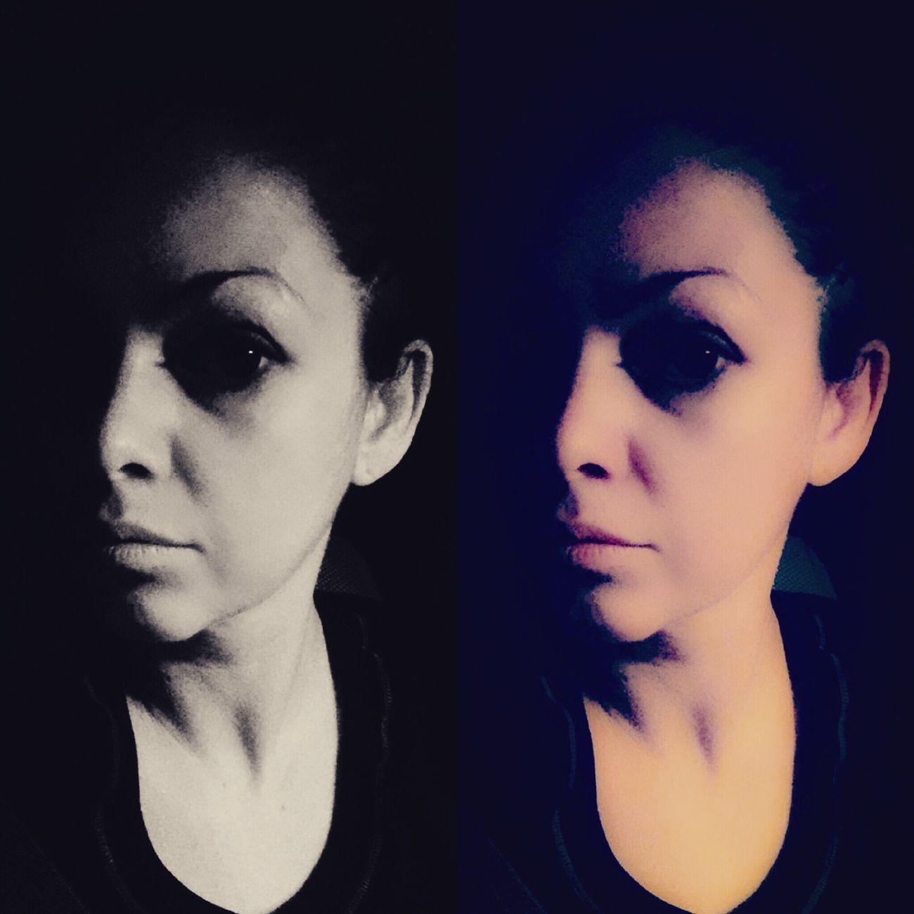 Seifie LoveYourSelf ♥ Blackandwhite Beautiful