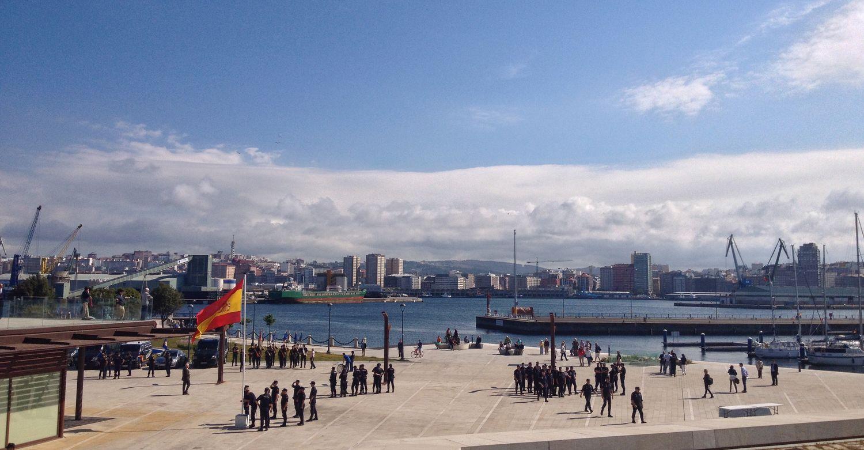 Ensayo ??? A Coruña The Human Condition Sky And Clouds Enjoy Life el nuevo Parrote