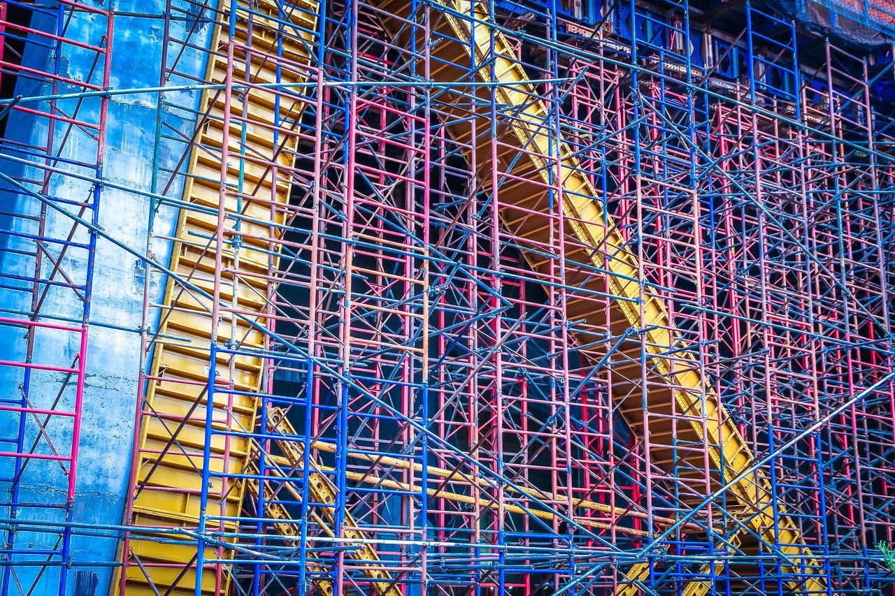 Beautiful stock photos of abstrakt, Architecture, Building Exterior, Built Structure, Construction Site