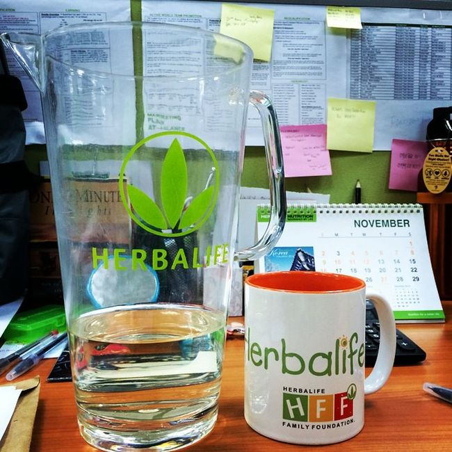 Water therapy is the best natural detox. Herbalifeph Water Detox