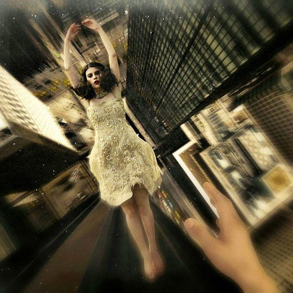 -Goodbye- Goodbye Fallingdown Darkscene Photoshop Retouch Digitalimaging Huscyendra