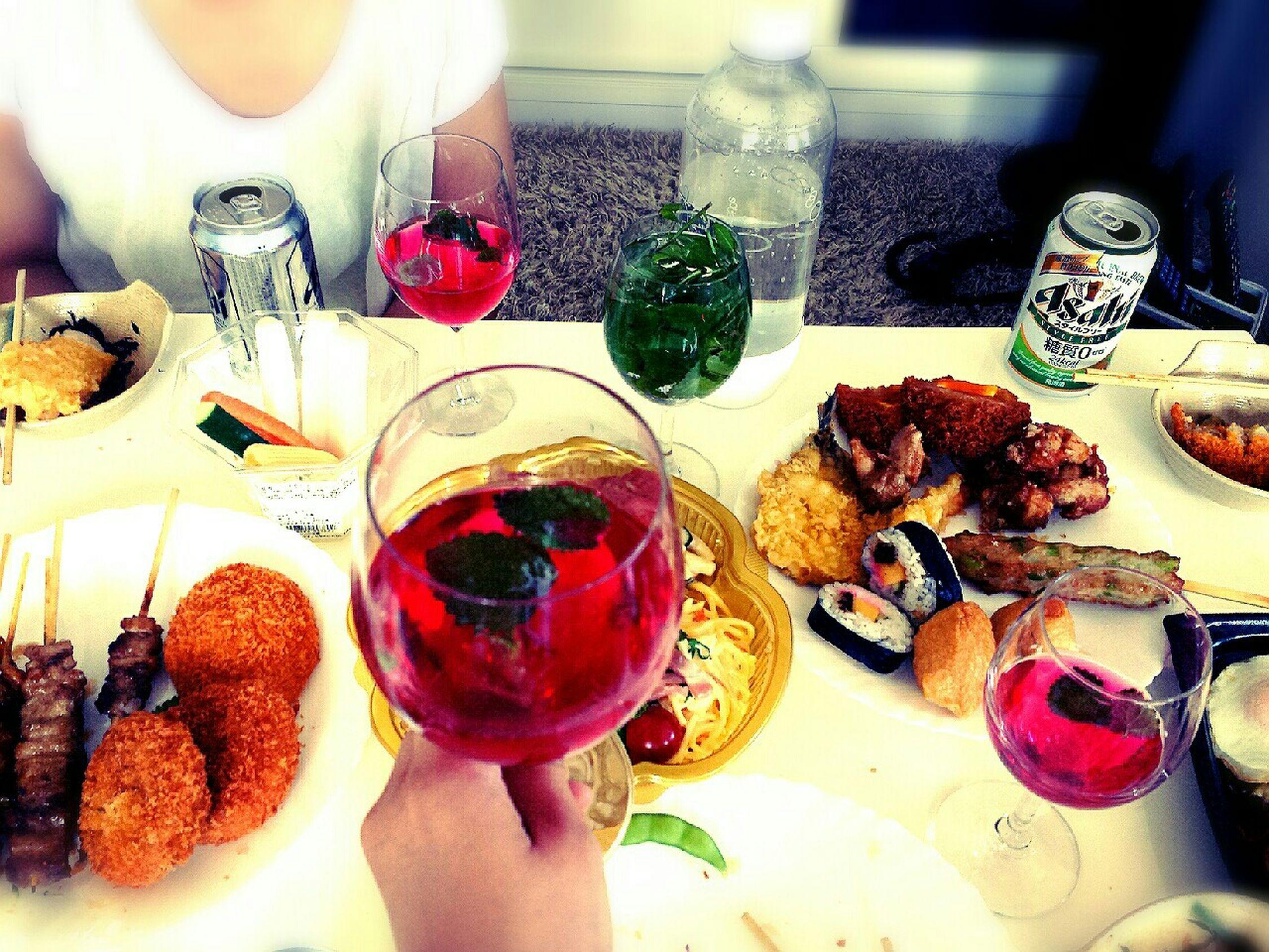 オーガニック 紫蘇 ホームパーティ Food