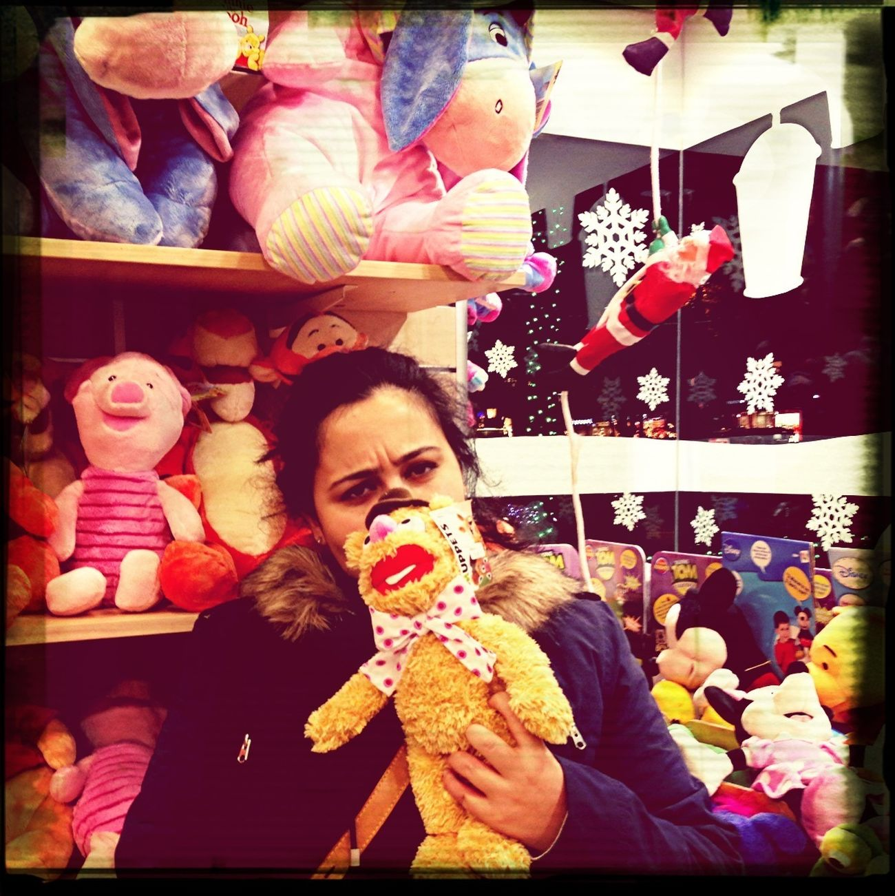 #lastnight #muppet #toyzshop