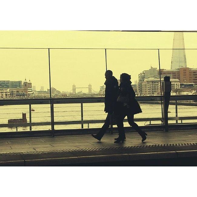 Blackfriars Station Silhouette tower bridge Igers vsco androidphotographers vscocam vsco