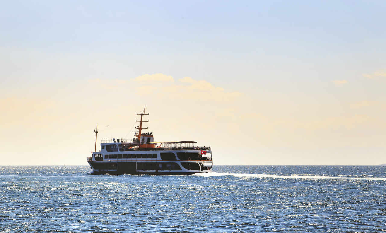 Beautiful stock photos of istanbul, water, sea, nautical vessel, transportation