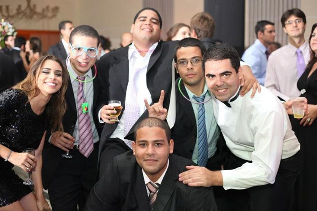 My Friend's Graduation Party. Lawschool