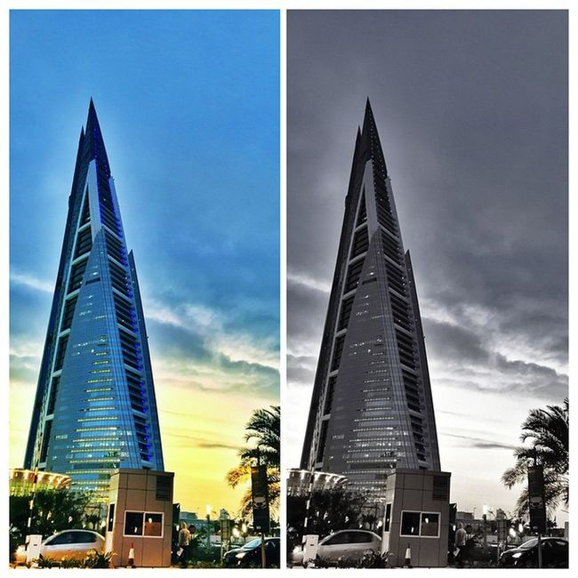 Bahrain Cluody_sky Manama Capital Land_scape PHOTOGRAPHI Cool Insta Iphon_6 Insta Instapic Instamood احلم معايا ببكره جاي ولو ما جاش احنا نجيبوا بنفسنا نبداء نحاول في الطريق كثر الخطاوي دلنا على حلمنا