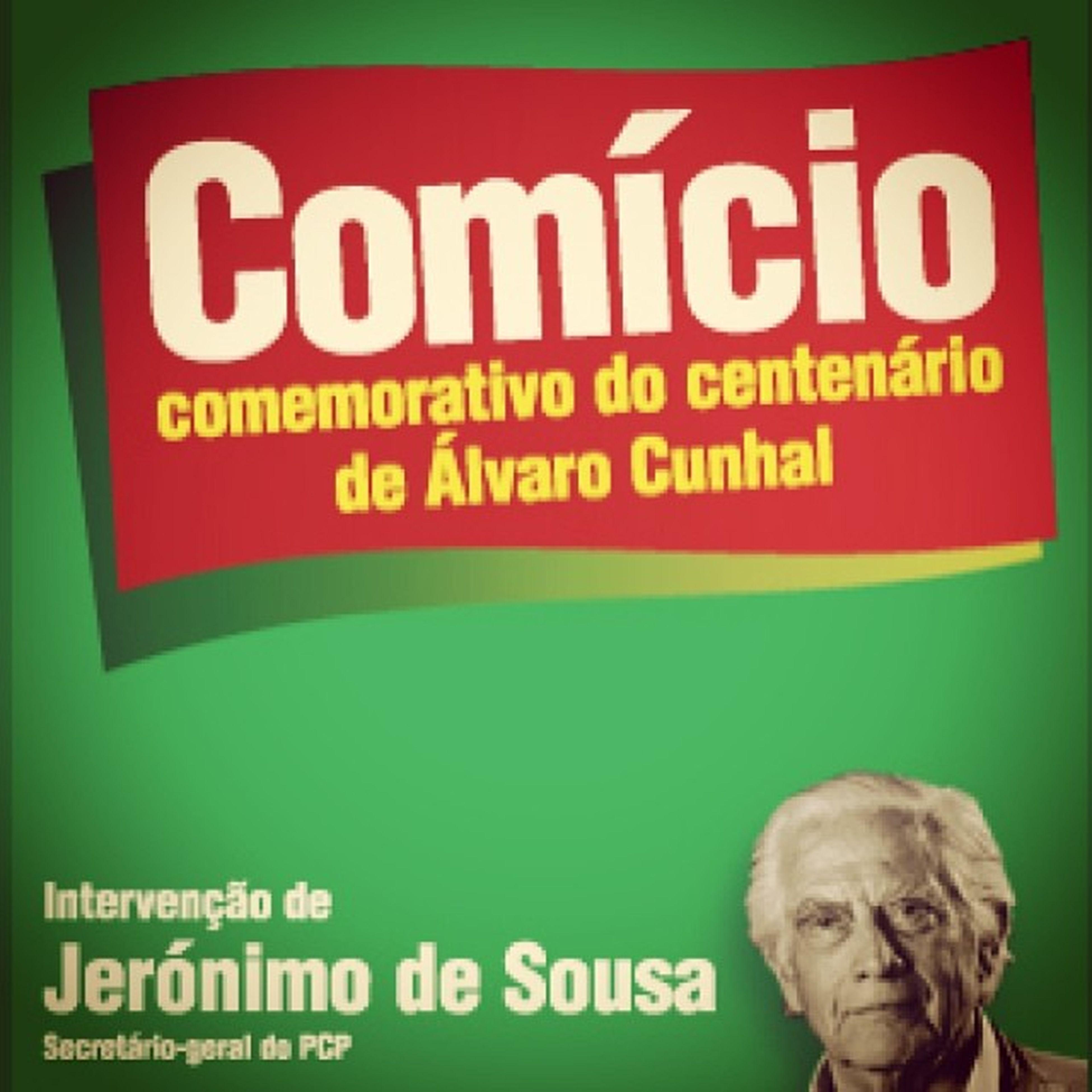 E viva o Partido Comunista Português (PCP)