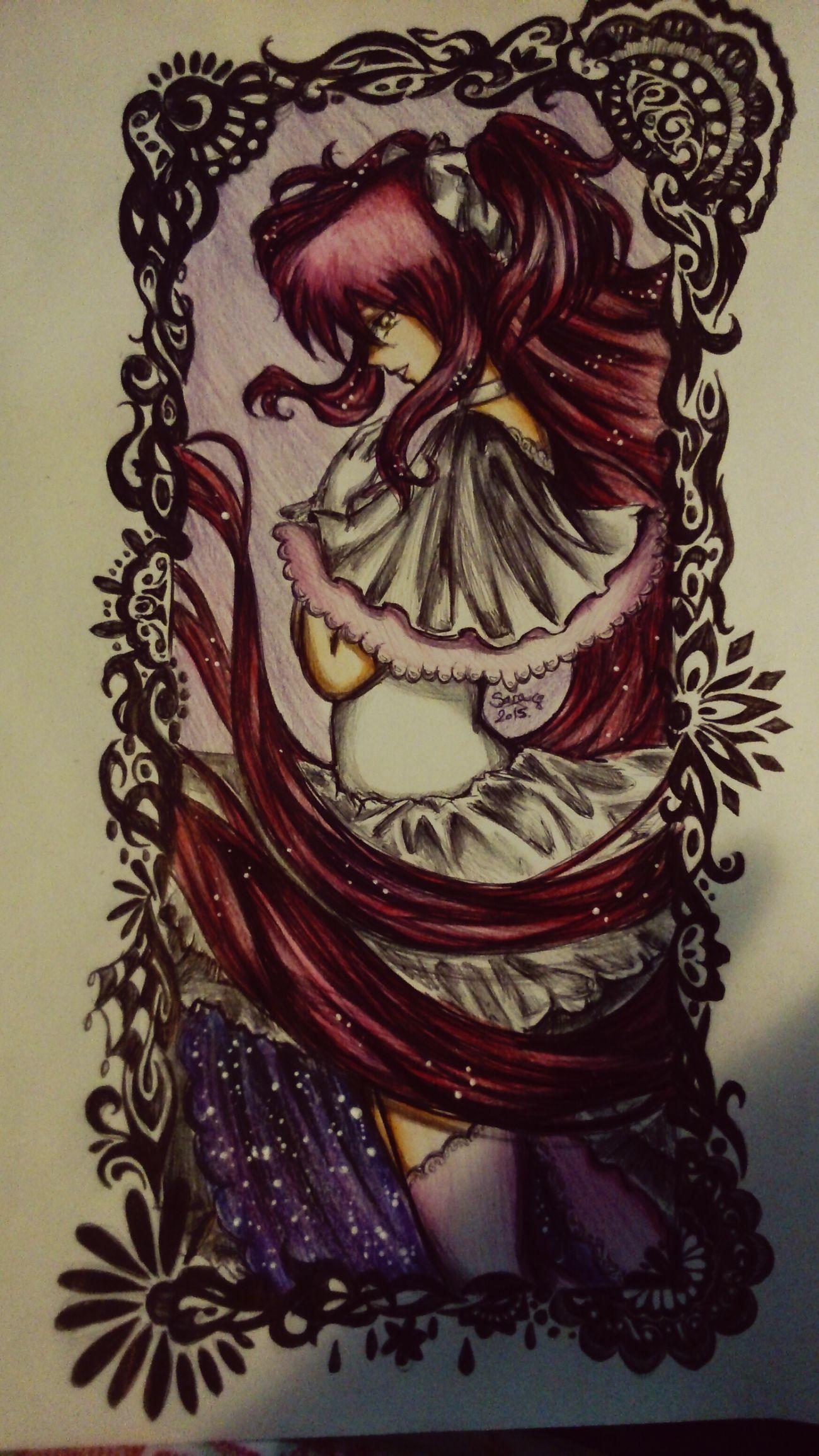Madoka Magica Puella Magi Madoka Magica Art Drawing Fanart Mymoonlightart Anime
