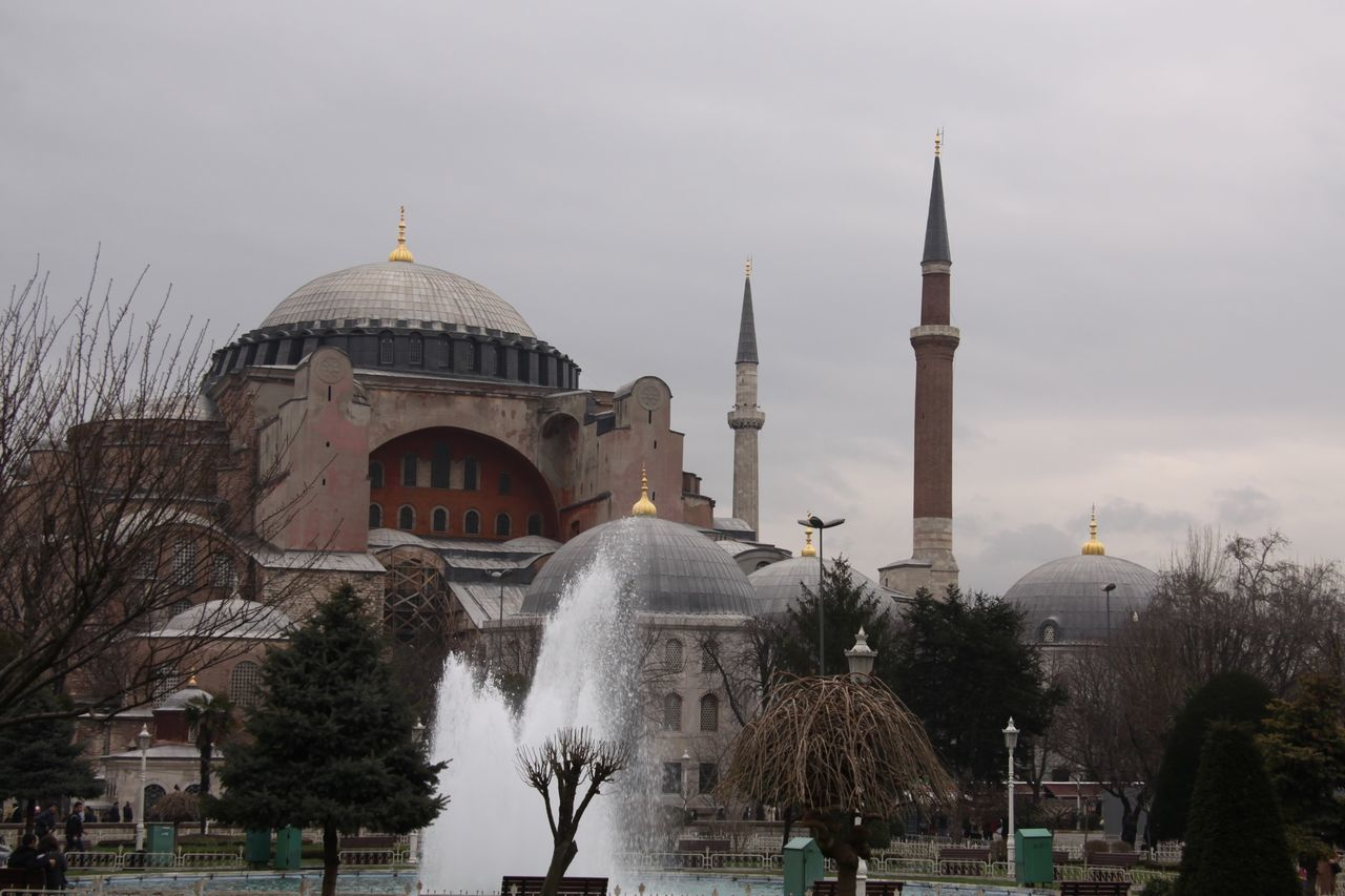 Old But Awesome Hagiasophia  Istanbul Mosque Architecture Monuments Beautiful View From My Point Of View Seeing The Sights Neighborhood Map Istanbul, Turkiye